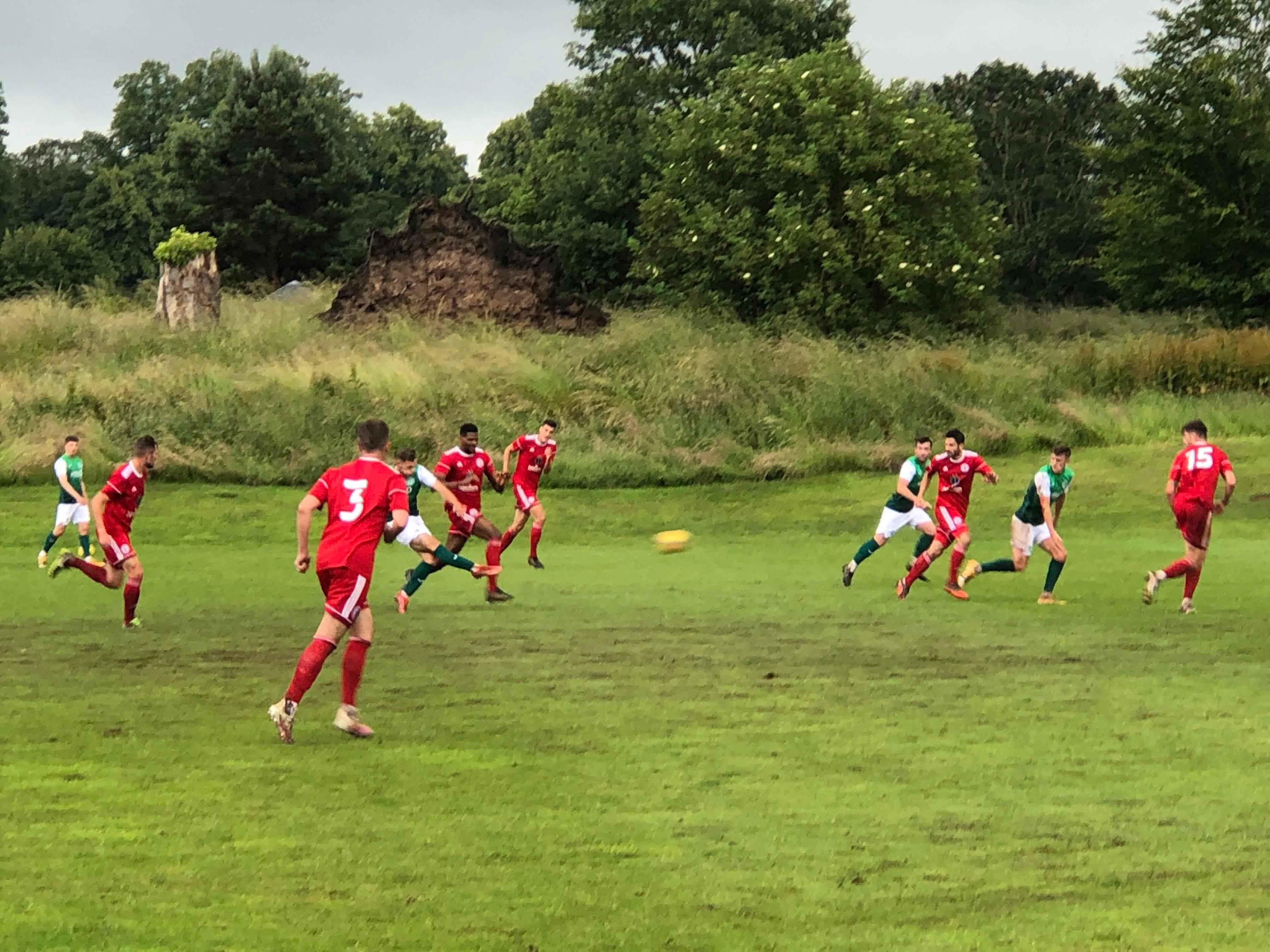 Jamie Gullan vs Accrington