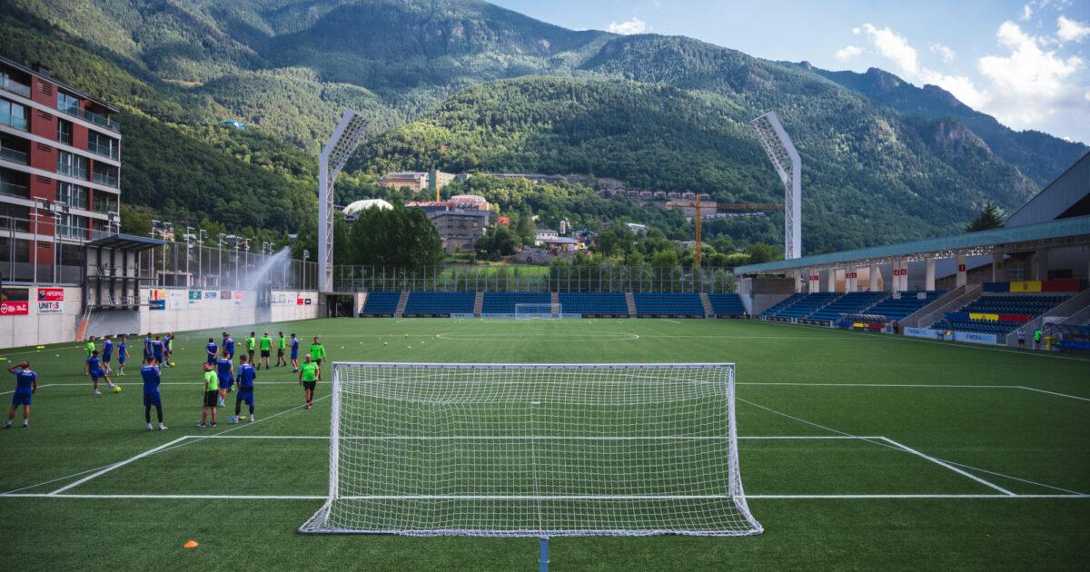 FC Santa Coloma vs Hibs NOT on Hibs TV