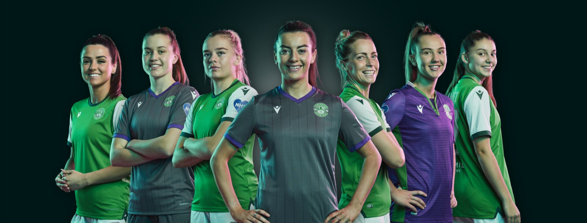 Updated Womens Squad Header