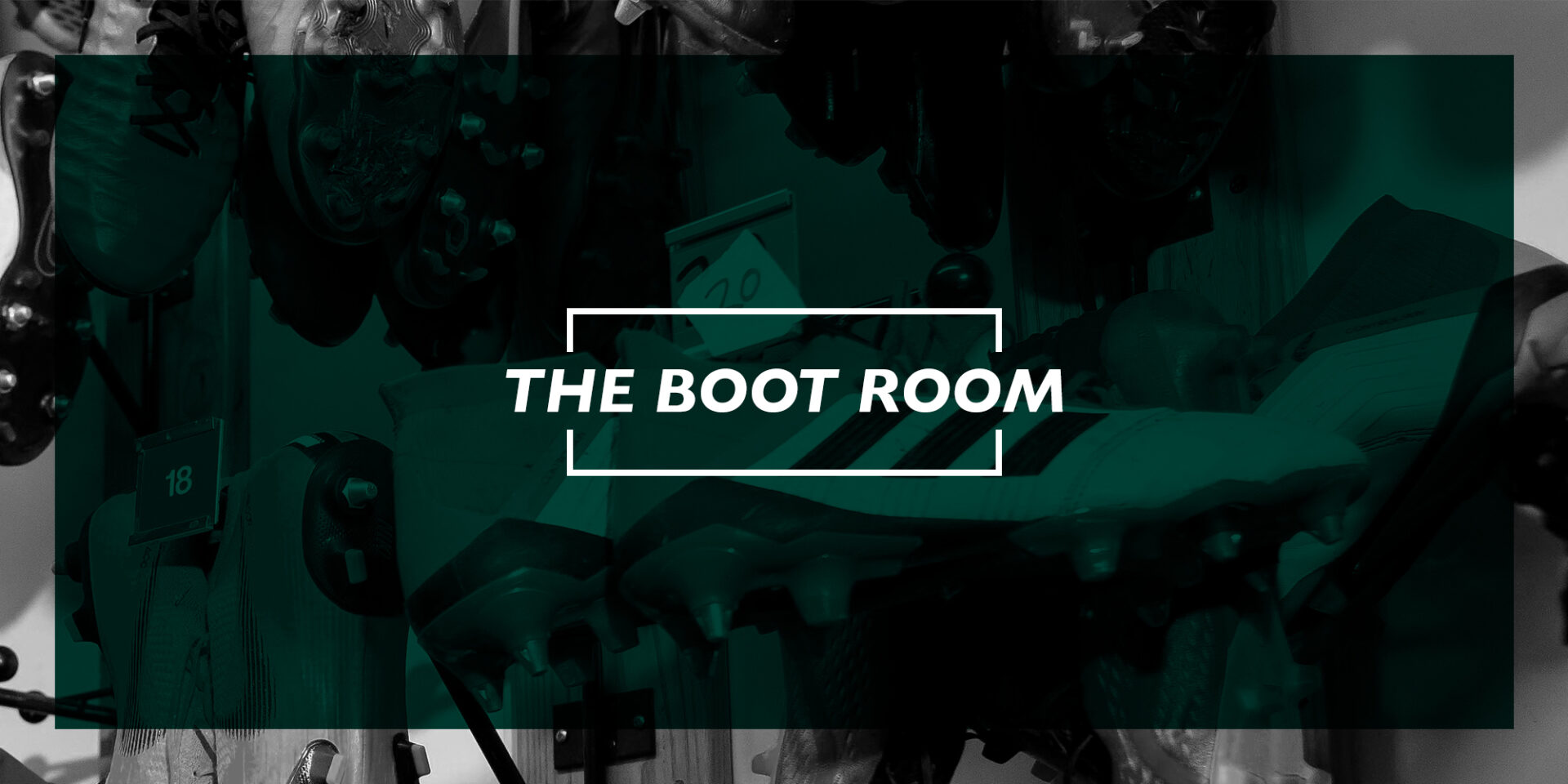 BOOT ROOM Web