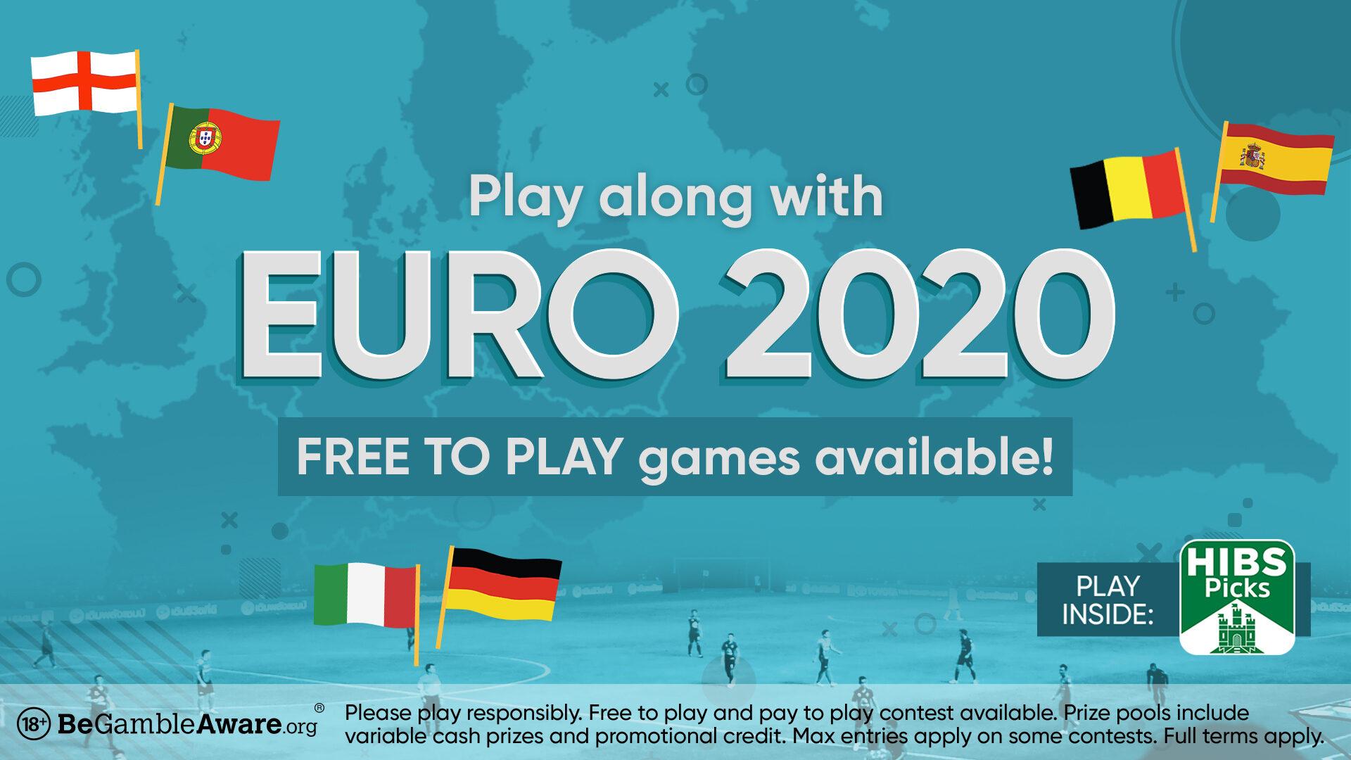Euro 2020 Free Horz