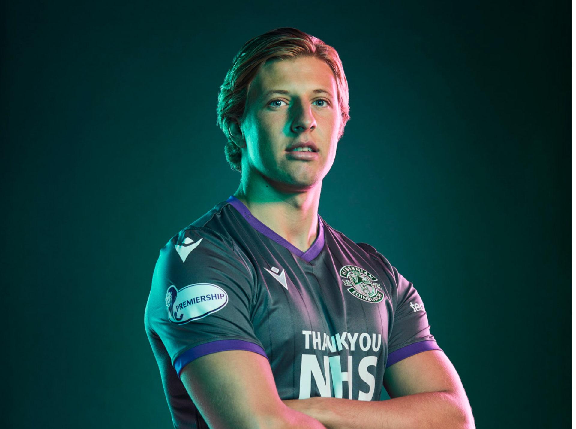 Mackie Away Profile